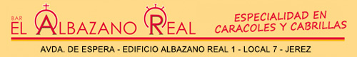 bar albazano real jerez